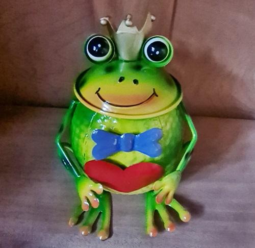 tisch-mülleimer frosch