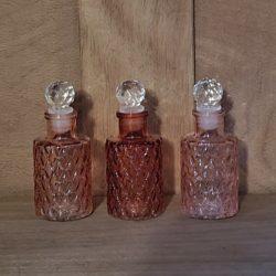 3 kleine Flaschen