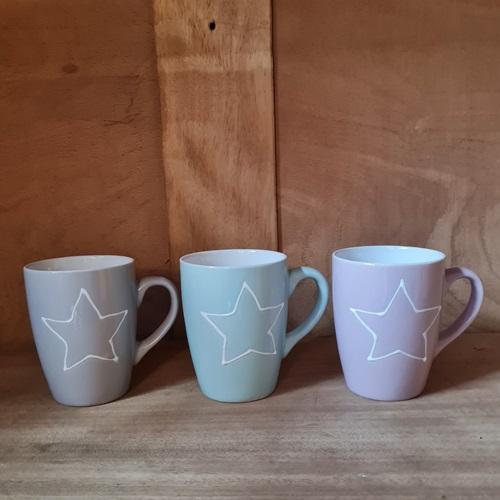 3 Kaffeebecher