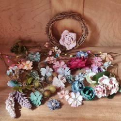 Florales zum basteln