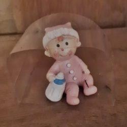 Dekofigur Baby