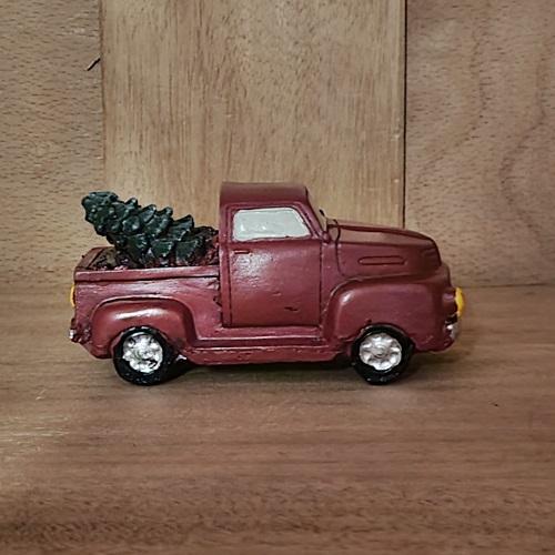 Weihnachts-Truck