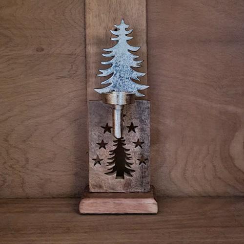 Weihnachts-Kerzen-Ständer