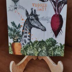 Veggie-Day Servietten