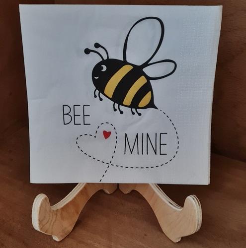Honig-Biene,Serviette