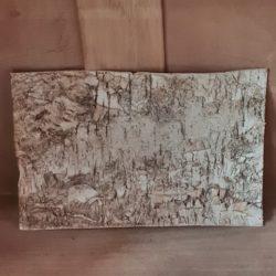 Birkenplatte,natur