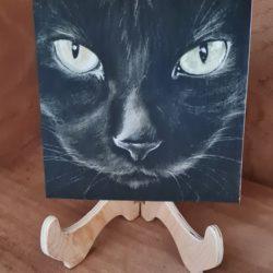 Black Cat Servietten