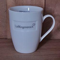 Porzellan-Becher - Kaffee-Pott