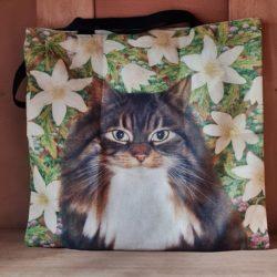 Katzen-Tasche Shopper