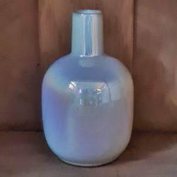 Vase irisierend