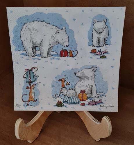 Weihnachten am Nordpol