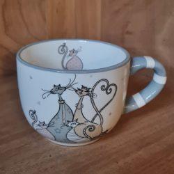 Kaffee-Pott