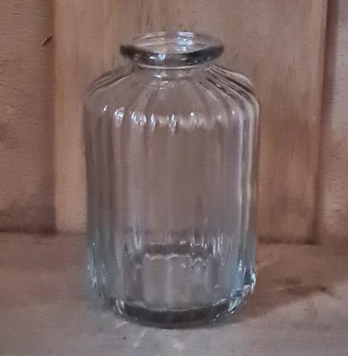vase flasche gerillt
