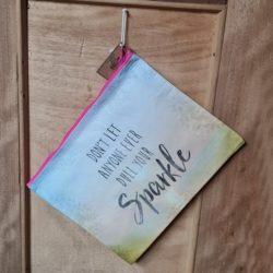 recycelte Tasche