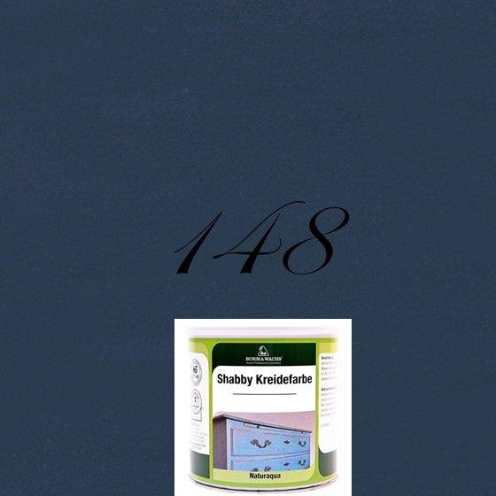 Kreidefarbe Tiefblau 375ml
