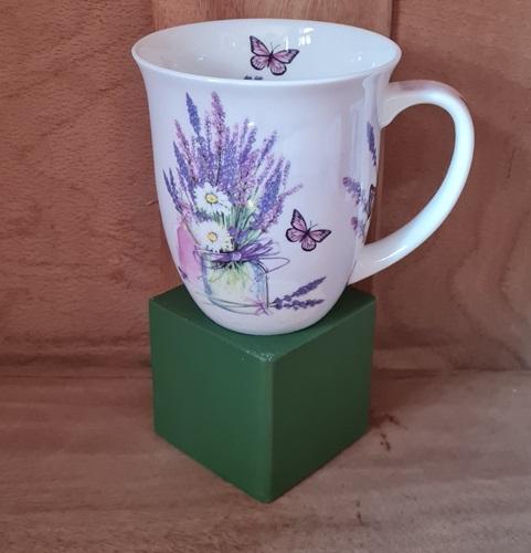 Lavendel-Becher
