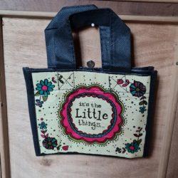 Recycelte Tasche Little Things