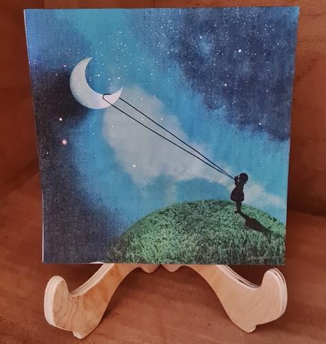 Ich fange den Mond für dich
