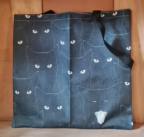Black CATS - Tasche