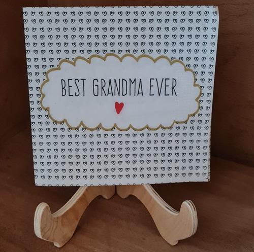 Grandma,Omi,Oma,Servietten