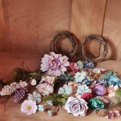 rebenkränze,florales