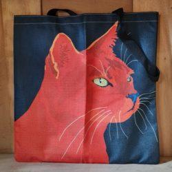 Red Cat Tasche