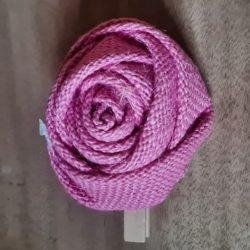 Jute Rose rosa-pink