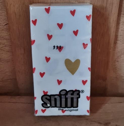 Rote Herzen Taschentücher