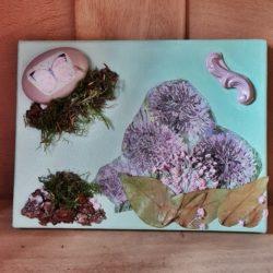 Natue-Bild Handmade