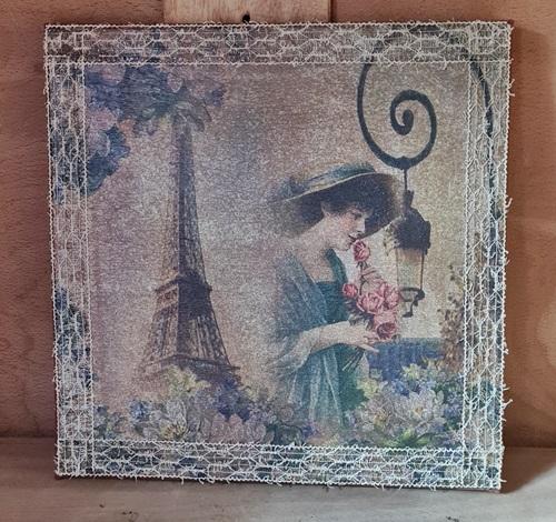 Paris - Vintage - Bild