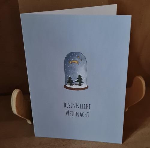 keitcards Besinnliche Weihnachten