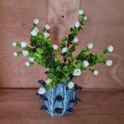 Mini-Rose weiss