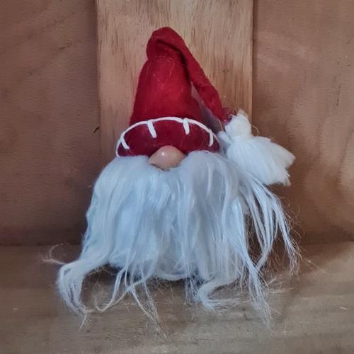 Wichtel - Rot - Weihnachten